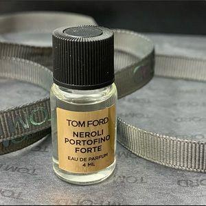 Tom Ford sample size Neroli Portofino Forte 4 ml